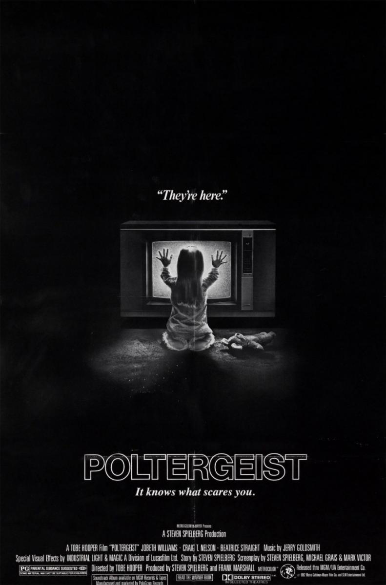 Película Poltergeist