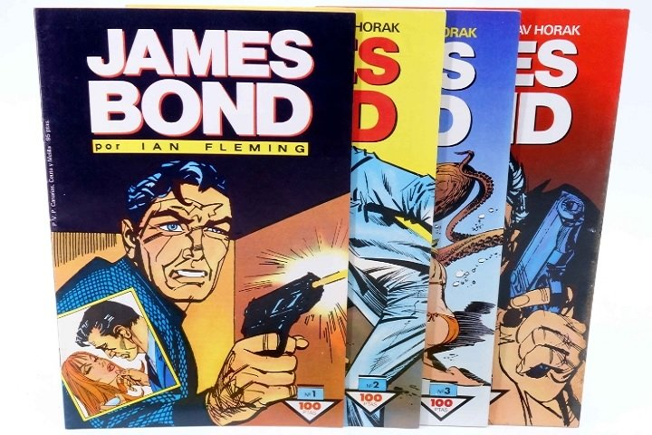 Comics James Bond.
