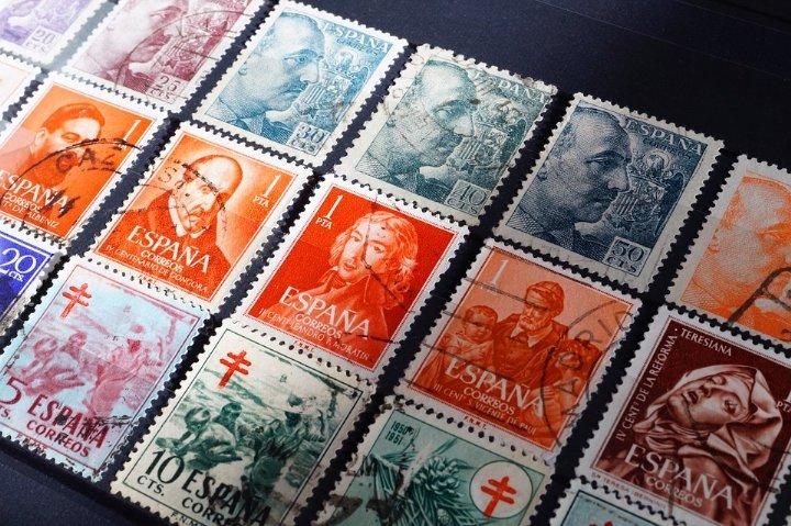 sellos españoles