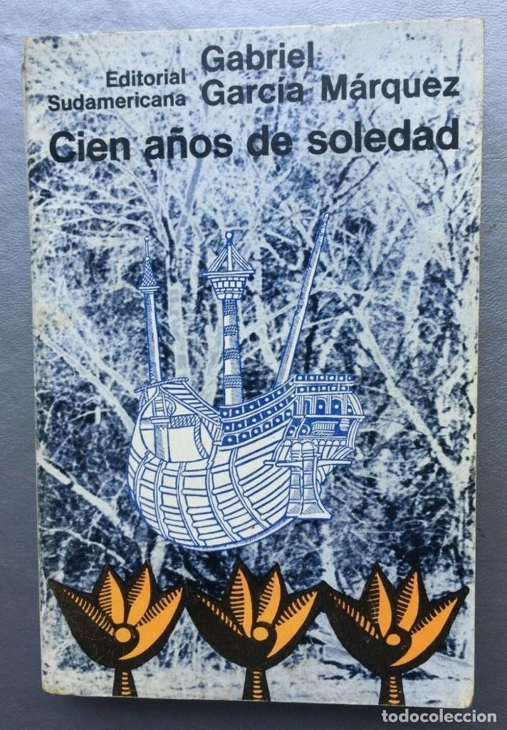 Primera edición de Cien años de soledad