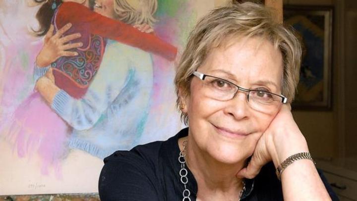 Purita Campos, ilustradora de Esther