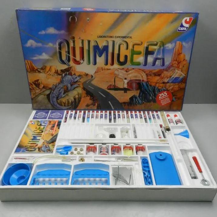 Juego Quimicefa