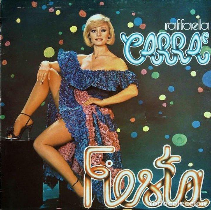 Raffaela Carrá - Fiesta