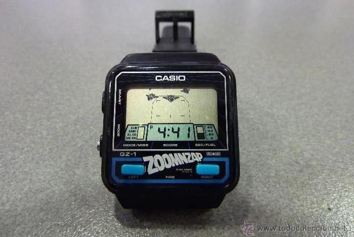 Reloj Casio game