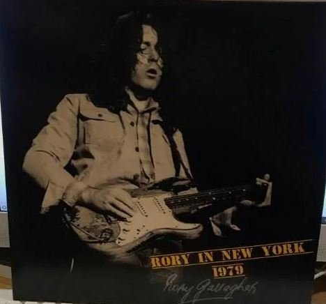 Disco de Rory Gallagher - Rory in New York 1979
