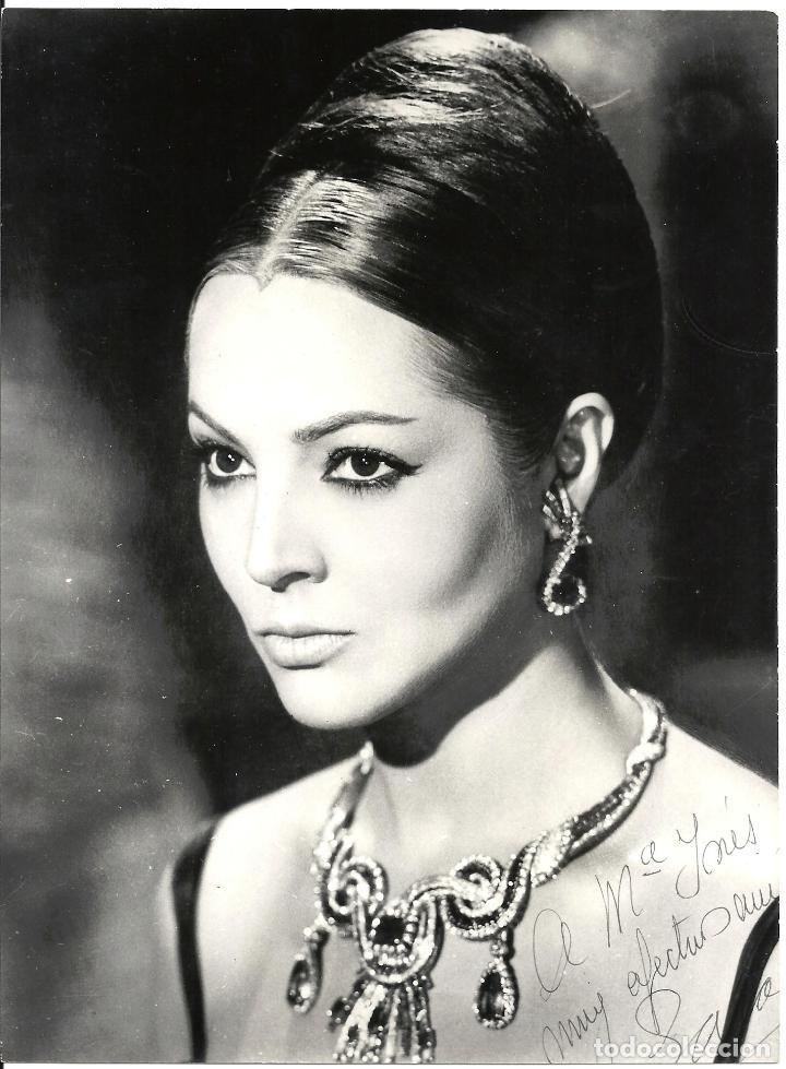 Sara Montiel de joven