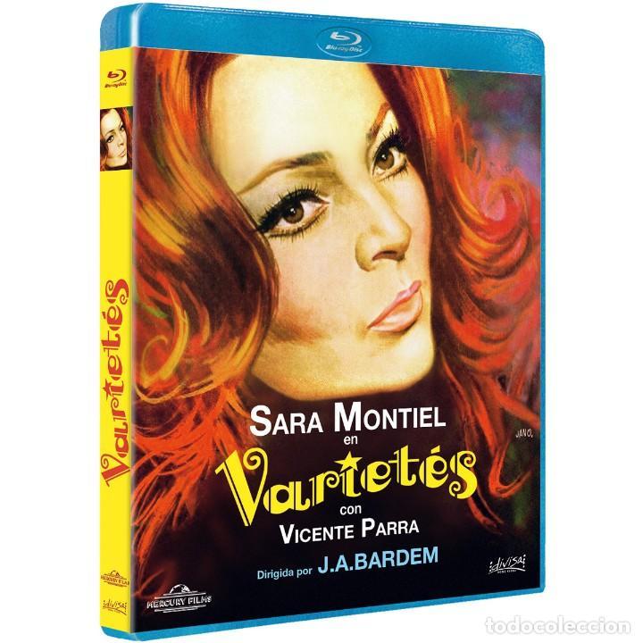 Sara Montiel en Blu-Ray