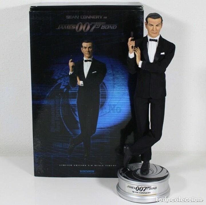 Figura de Sean Connery como 007