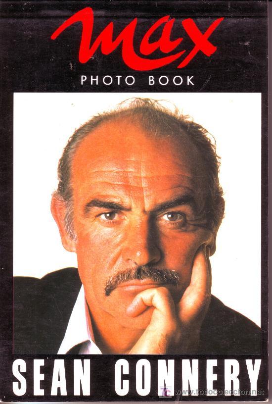 Sean Connery, portada de revista