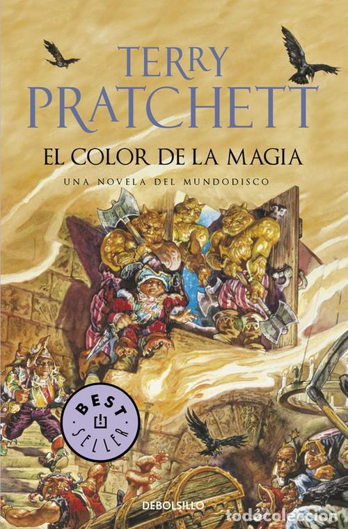 El color de la magia de Terry Pratchett