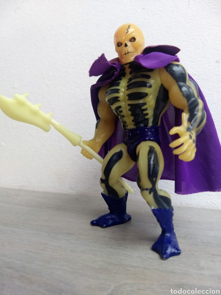 Skeletor de Masters del Universo