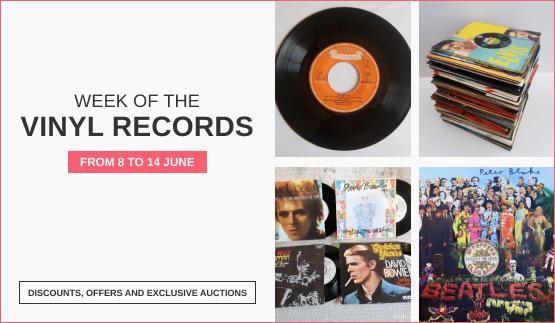 Week of the vinyl records
