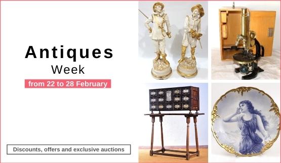 Antiques Week 2021