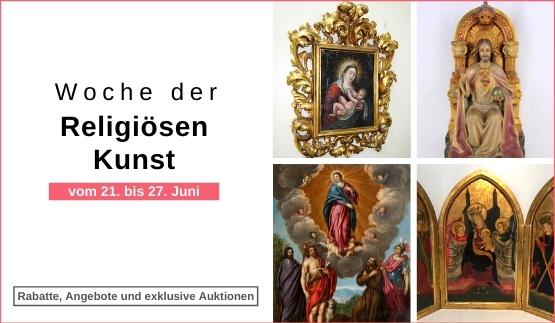 Woche der Religiösen Kunst 2021