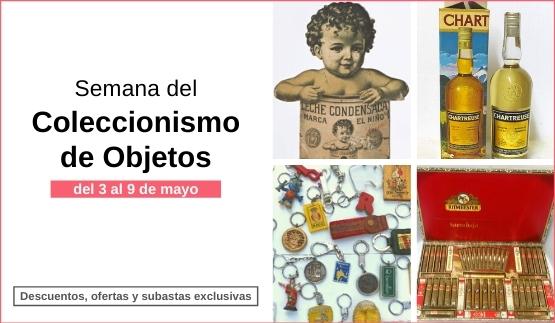 Semana del Coleccionismo de Objetos