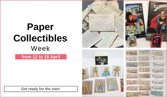Paper Collectibles Week