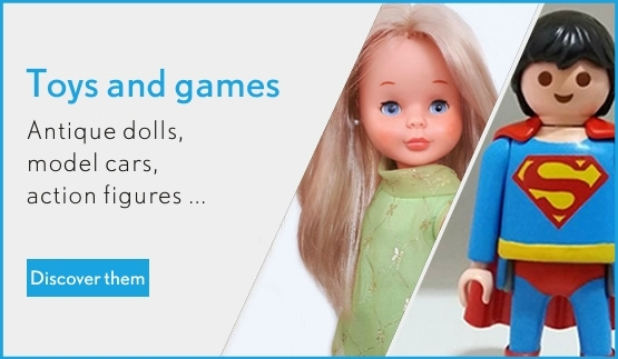 Buy online toys and games from your childhood