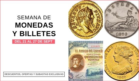 Semana de Monedas y Billetes 2020