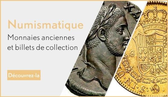 Achat en ligne de monnaies et de billets anciens