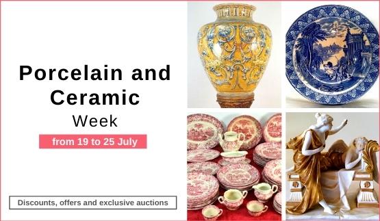 Porcelain and Ceramic Week