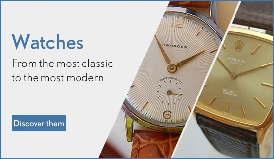 Online purchase of watches of classic brands