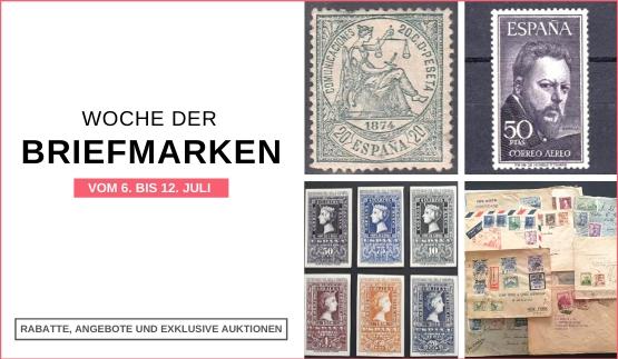 Woche der Briefmarken 2020