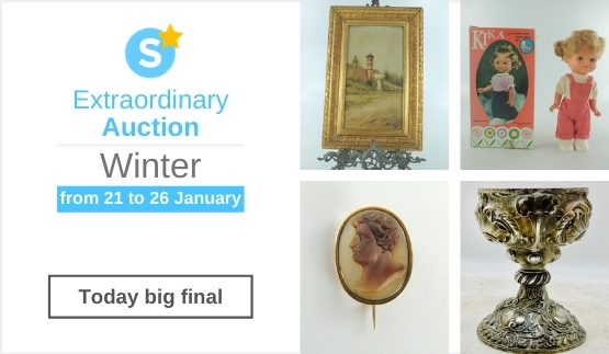 Extraordinary Auction Winter 2021