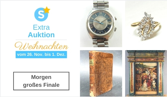 Extra-Auktion Weihnachten 2020