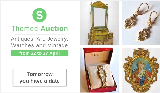 Themed Auction - Antiques, Art, Jewelry, Watches and Vintage - 2021