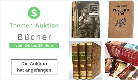 Themen-Auktion - Bücher - 2021