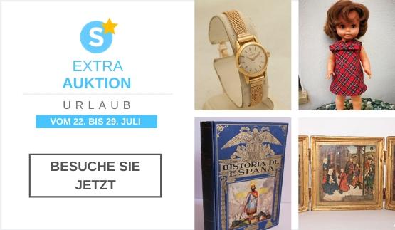 Extra-Auktion Urlaub 2020