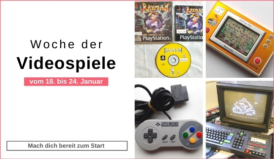 Woche der Videospiele