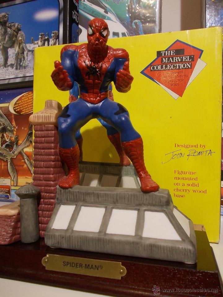 Figura de acción de Spiderman