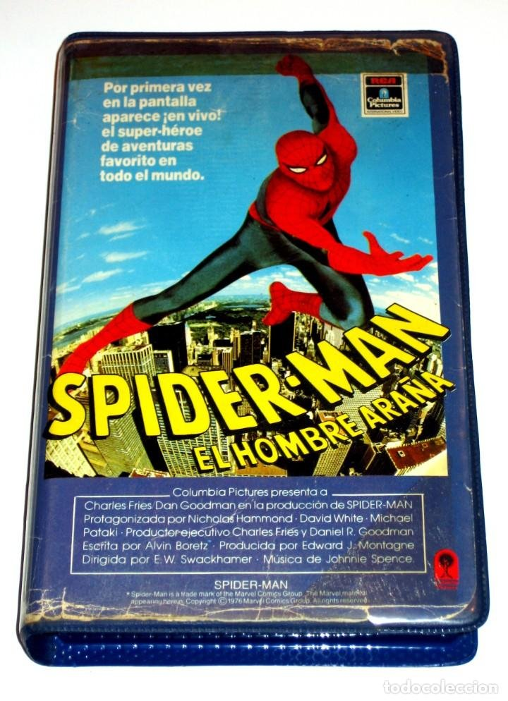 Spiderman primera película