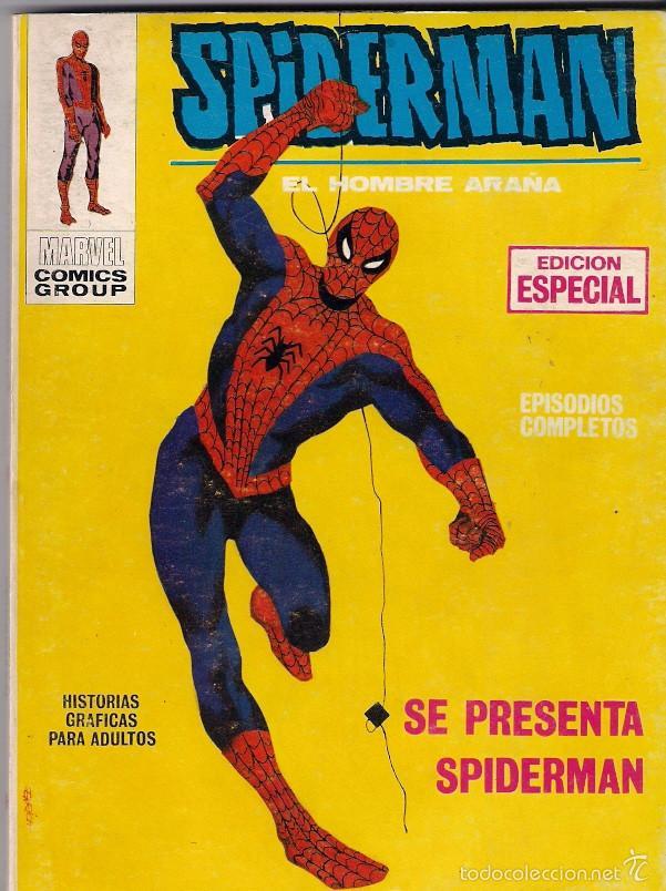 Spiderman número 1 de Vértice