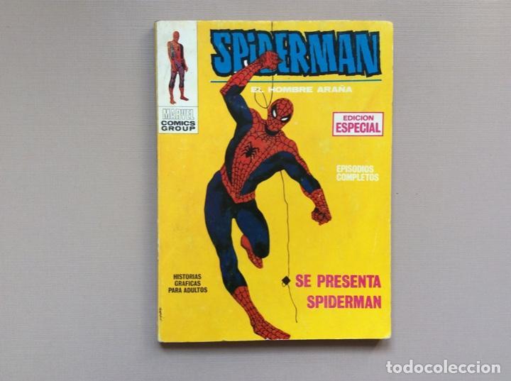 Spiderman de editorial Vértice
