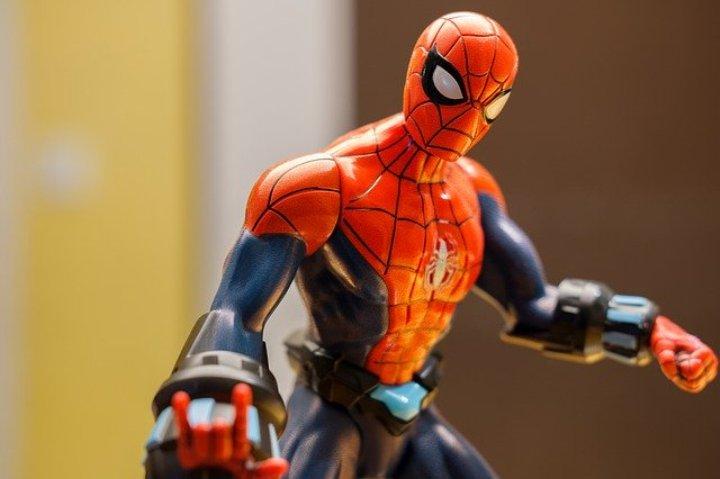 Spiderman y el coleccionismo