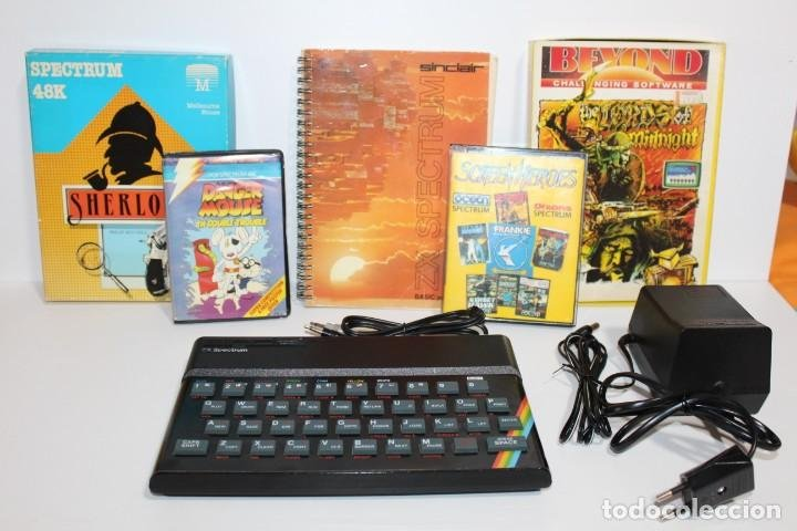 Sinclair ZX Spectrum.
