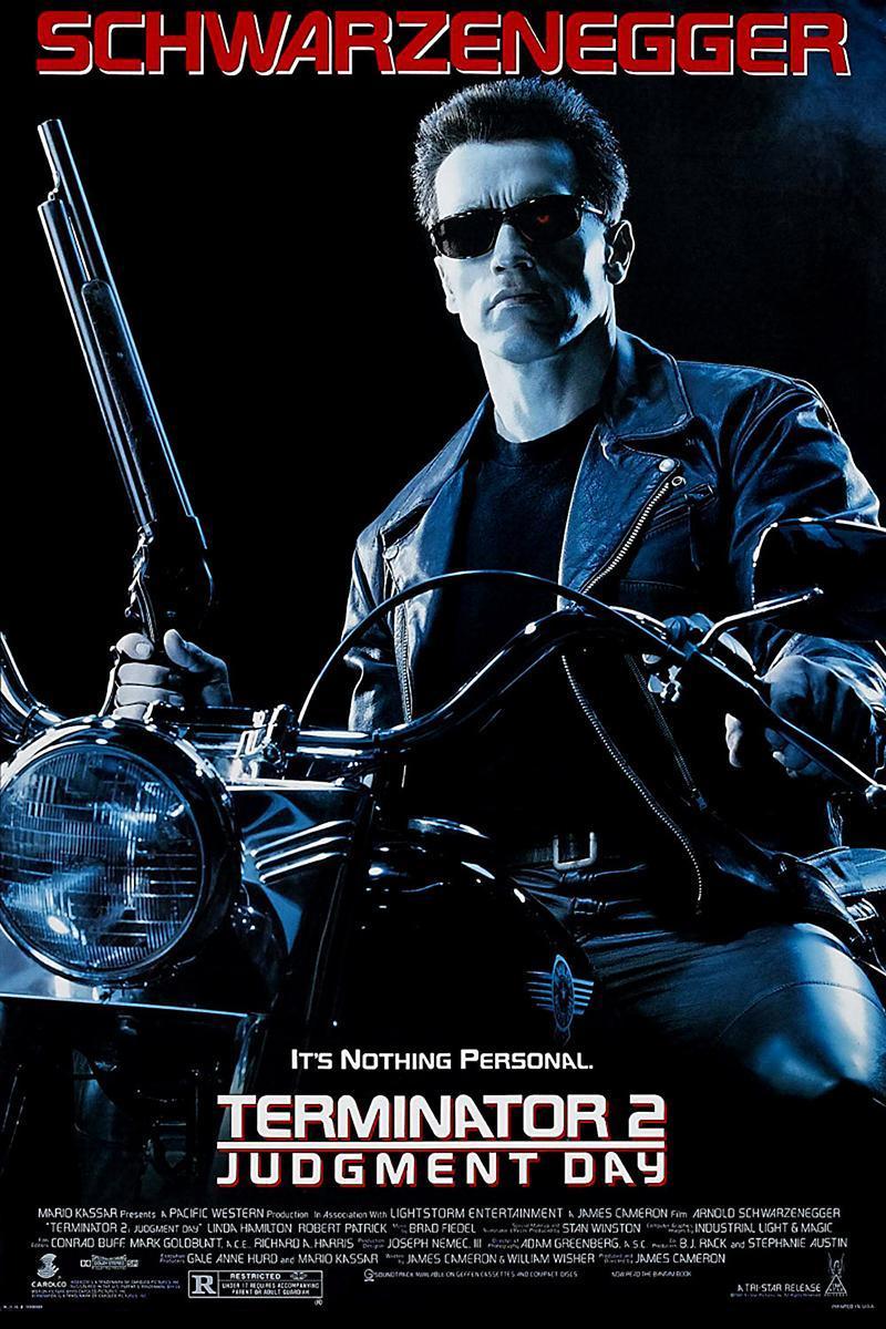 Película Terminator 2
