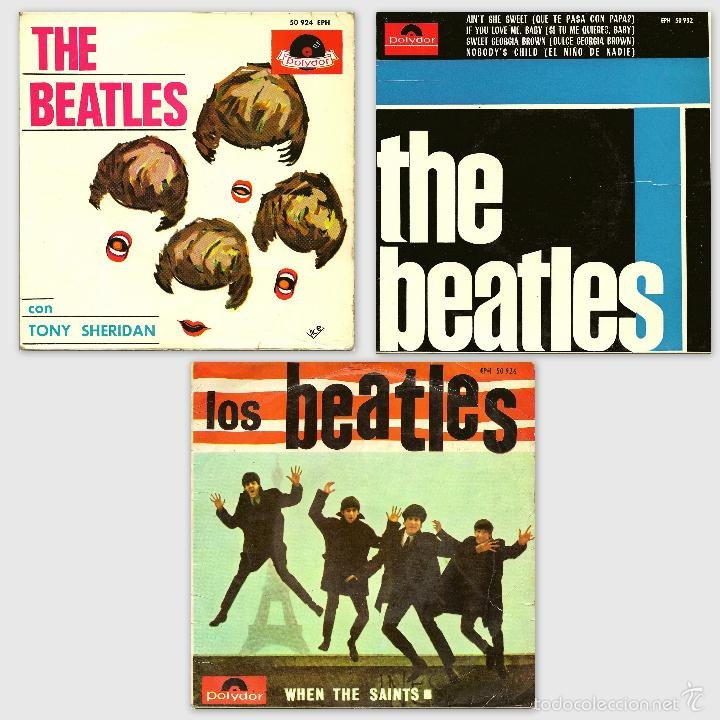 Discos The Beatles