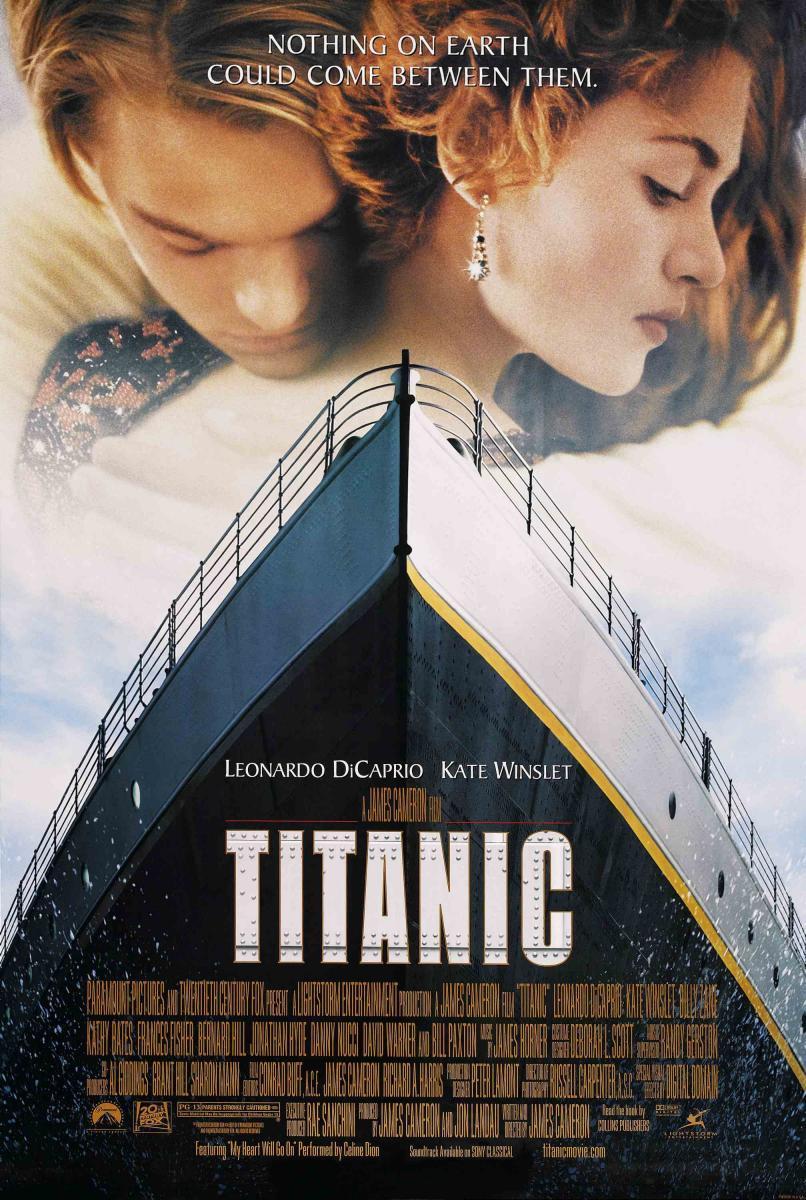 Película Titanic