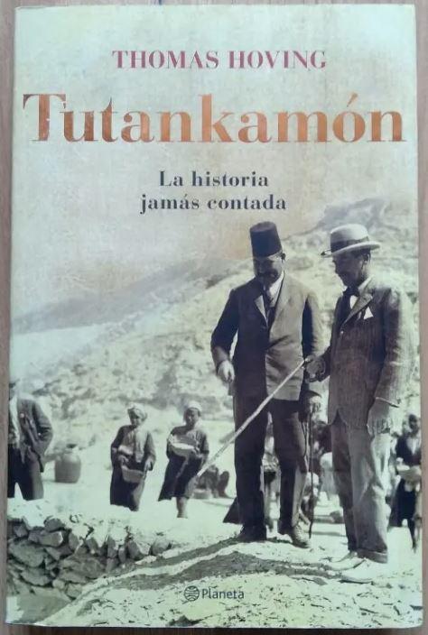 Tutankamon de Thomas Hoving
