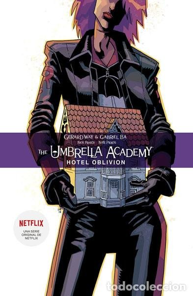 Cómic Umbrella Academy