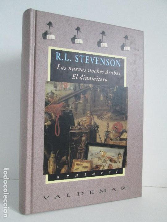 Valdemar Avatares: R.L. Stevenson