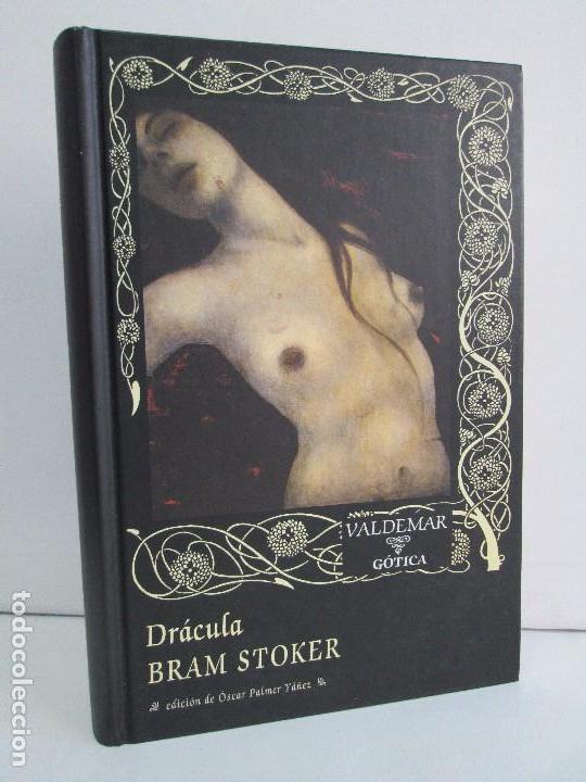 Valdemar Gótica: Drácula de Bram Stoker