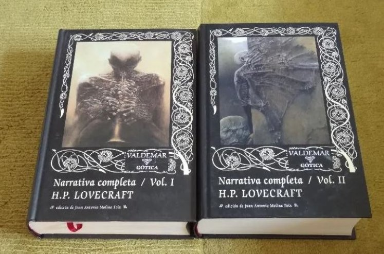 Valdemar: Narrativa completa de H.P. Lovecraft