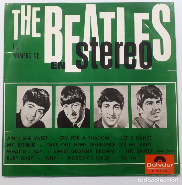Vinilos más caros: Lo primero de The Beatles en Stereo