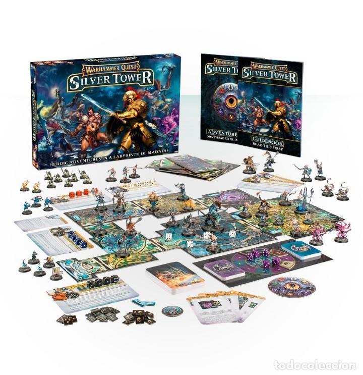 Juego Warhammer Quest Silver Tower