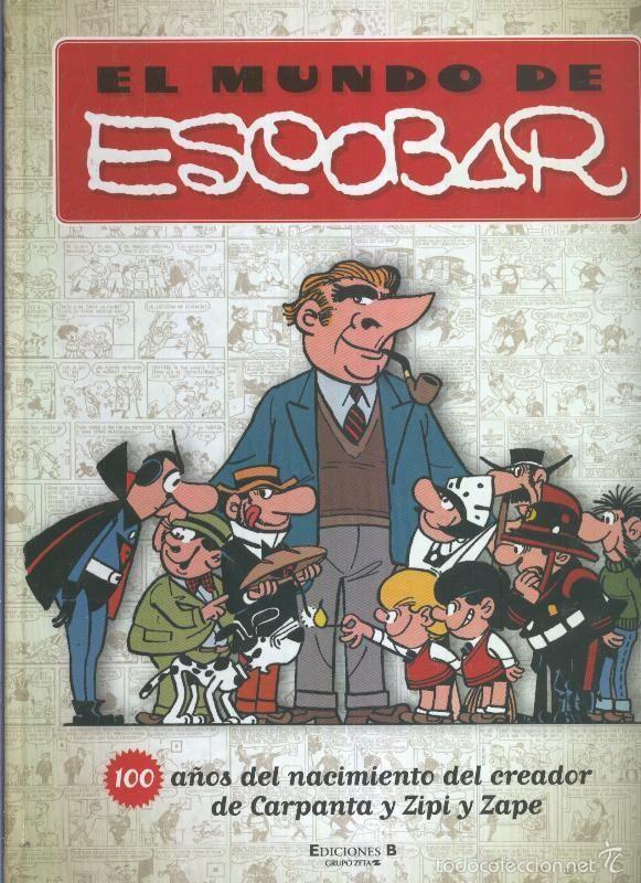El mundo de Josep Escobar