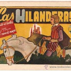 Tebeos: LAS HILANDERAS AMELLER ORIGINAL. Lote 9541261